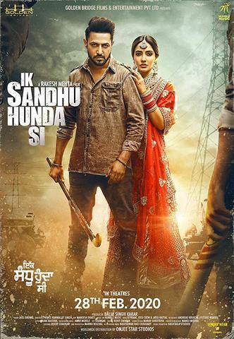 Ik Sandhu Hunda Si 2020 Punjabi 480p HDRip x264 300MB ESubs
