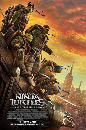 Teenage Mutant Ninja Turtles Out of The Shadows 2016 Dual Audio Hindi English Web-DL 720p 480p Movie Download