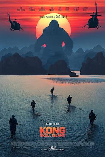 Kong Skull Island 2017 Dual Audio Hindi English Web-DL 720p 480p Movie Download