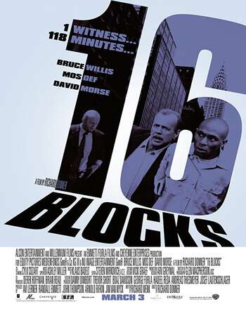 16 Blocks 2006 Hindi Dual Audio 720p BluRay ESubs