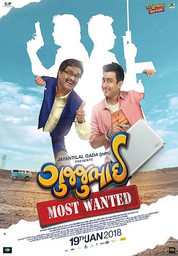Gujjubhai Most Wanted 2018 Gujarati 720p WEB-DL 1GB