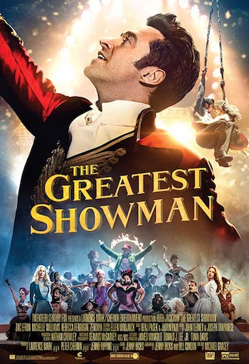 The Greatest Showman 2017 Dual Audio Hindi English Web-DL 720p 480p Movie Download