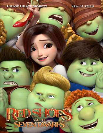 Red Shoes and the Seven Dwarfs (2020) English HDRip 720p x264 900MB DL