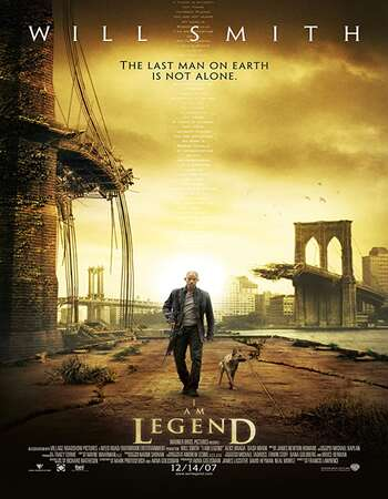I Am Legend 2007 Hindi Dual Audio 720p BluRay x264