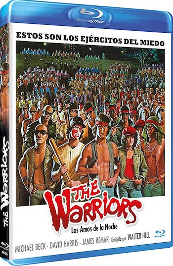 The Warriors 1979 Dual Audio Hindi 720p BluRay 800mb