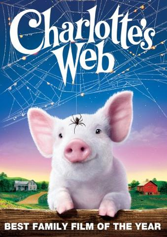 Charlotte's Web 2006 Hindi Dual Audio 480p BluRay x264 300MB ESubs