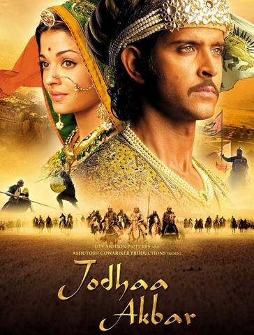 Jodhaa Akbar 2008 Hindi Dual Audio 480p BluRay x264 500MB ESubs