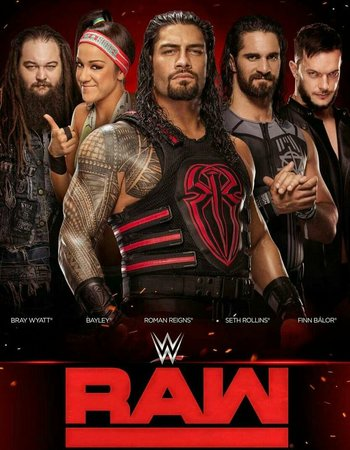 WWE Monday Night Raw 11 May 2020 Full Show 480p HDTV x264 500MB