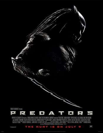 Predators 2010 Hindi Dual Audio 720p BluRay x264