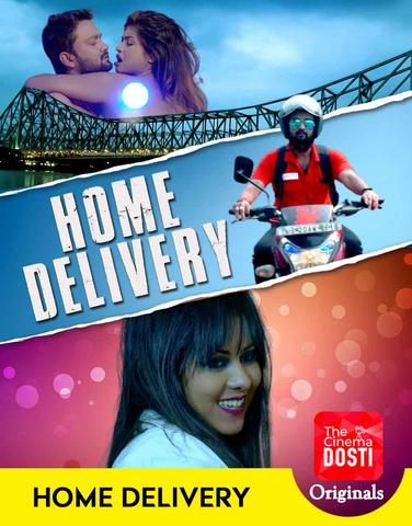 18+ Home Delivery 2020 CinemaDosti Hindi Hot Web Series 720p HDRip x264 210MB