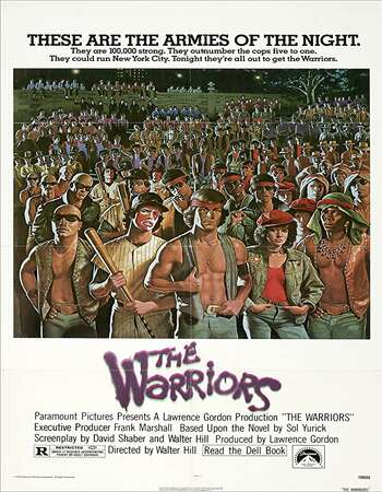 The Warriors 1979 Hindi Dual Audio 720p BluRay ESubs