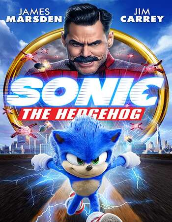 Sonic the Hedgehog 2020 Hindi ORG Dual Audio 720p BluRay ESubs