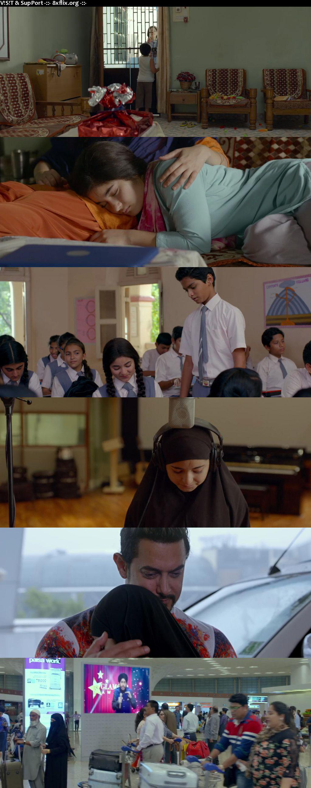 Secret Superstar 2017 Full Hindi Movie Download 720p 480p BRRip HD
