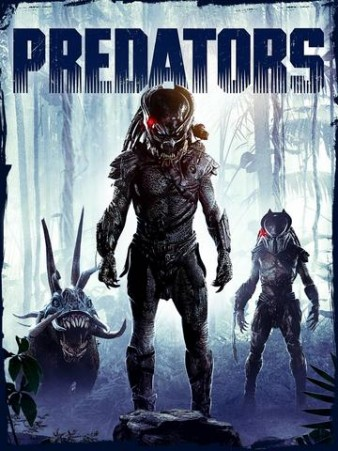 Predators 2010 Hindi Dual Audio 480p BluRay x264 300MB