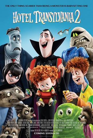 Hotel Transylvania 2 2015 Hindi Dual Audio 480p BluRay x264 300MB ESubs