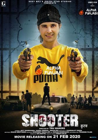 Shooter 2020 Punjabi 480p HQ TSRip x264 450MB