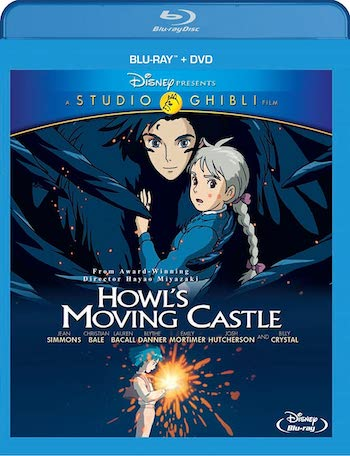 Howls Moving Castle 2004 Dual Audio Hindi 720p BluRay 999mb