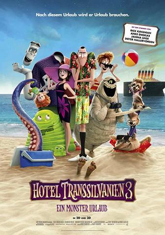 Hotel Transylvania 3 2018 Hindi Dual Audio 480p BluRay x264 300MB ESubs