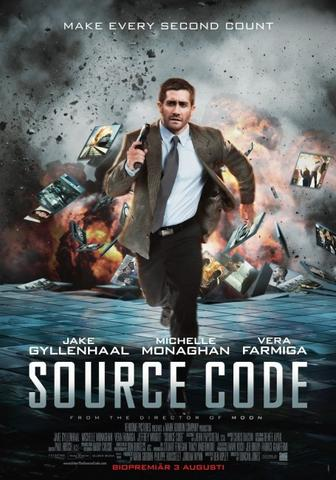 Source Code 2011 Hindi Dual Audio 480p BluRay x264 300MB ESubs