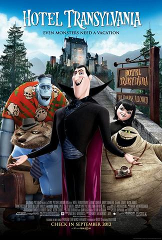 Hotel Transylvania 2012 Hindi Dual Audio 480p BluRay x264 300MB ESubs