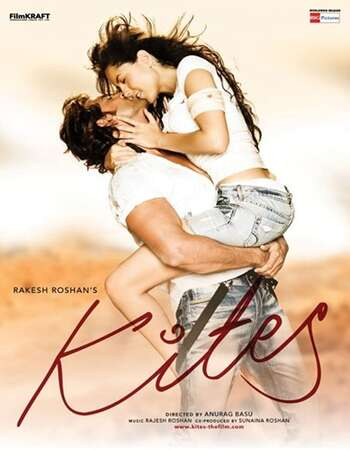 Kites 2010 Hindi 350MB BluRay 480p ESubs