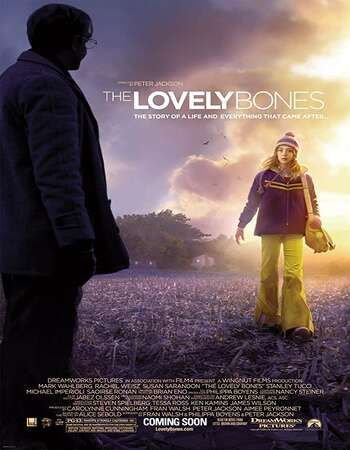 The Lovely Bones 2009 Hindi Dual Audio 400MB BluRay 480p