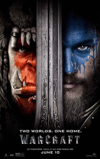 Warcraft The Beginning 2016 Dual Audio Hindi English Web-DL 720p 480p Movie Download