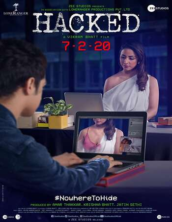 Hacked 2020 Full Hindi Movie 720p HDRip Download