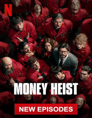 Money Heist 2020 S04 Complete 720p NF Web-DL MSubs
