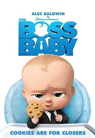 The Boss Baby 2017 Hindi ORG Dual Audio 480p BluRay x264 300MB