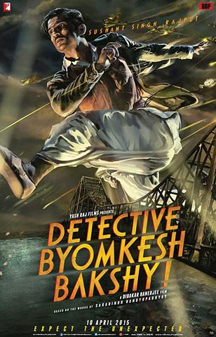 Detective Byomkesh Bakshy! 2015 Hindi 480p HDRip x264 400MB MSubs