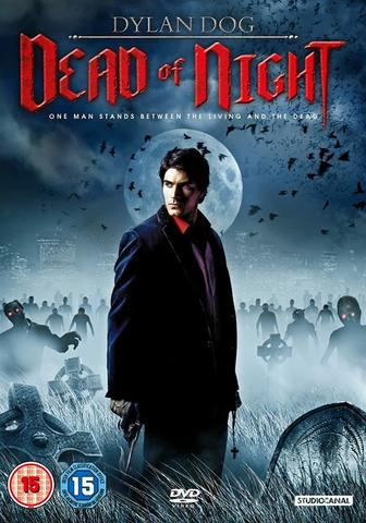 Dylan Dog Dead of Night 2010 Hindi Dual Audio 480p BluRay x264 350MB ESubs
