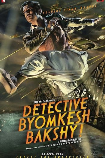 Detective Byomkesh Bakshy 2015 Hindi Bluray Movie Download