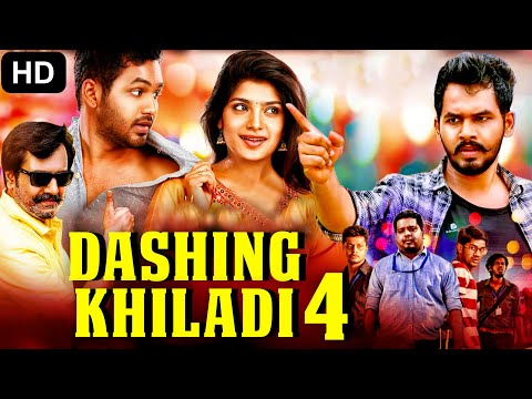 Dashing Khiladi 4 (2020) Hindi Dubbed 720p HDRip 900mb