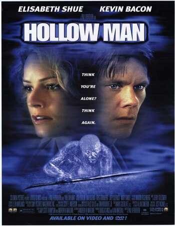 Hollow Man 2000 Hindi Dual Audio BRRip Full Movie 720p Download