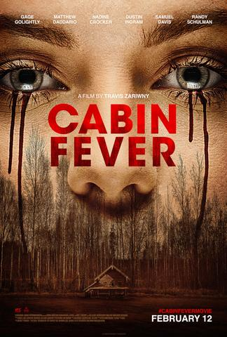 Cabin Fever 2002 UNRATED Hindi Dual Audio 480p BluRay x264 350MB ESubs