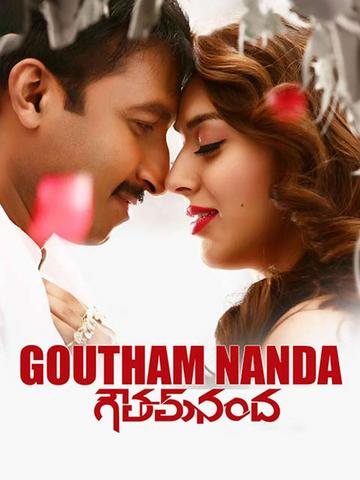 Goutham Nanda 2017 Hindi Dual Audio 480p UNCUT HDRip x264 450MB ESubs