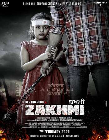 Zakhmi 2020 Movie Free Download 720p BluRay