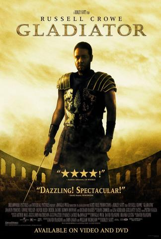 Gladiator 2000 Hindi Dual Audio 480p BluRay x264 450MB