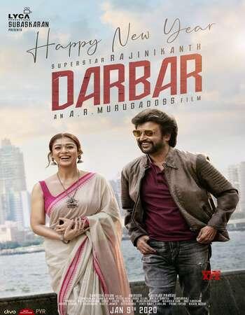 Darbar 2020 Hindi Dual Audio 480p UNCUT HDRip x264 450MB ESubs