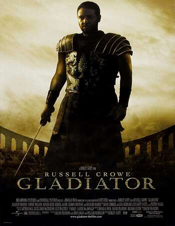 Gladiator 2000 Hindi Dual Audio BRRip Full Movie 720p Download