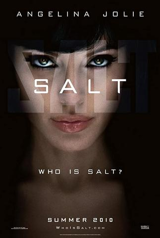 Salt 2010 Hindi Dual Audio 480p BluRay x264 350MB ESubs