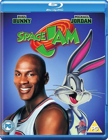Space Jam 1996 Dual Audio Hindi 720p BluRay 750mb