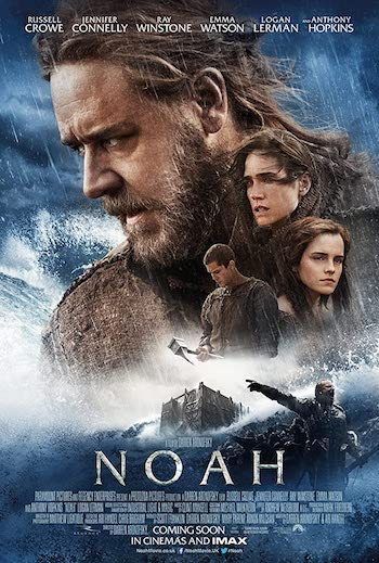 Noah 2014 Dual Audio Hindi English BluRay 720p 480p Movie Download