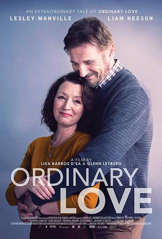 Ordinary Love 2019 English 480p HDRip x264 300MB ESubs