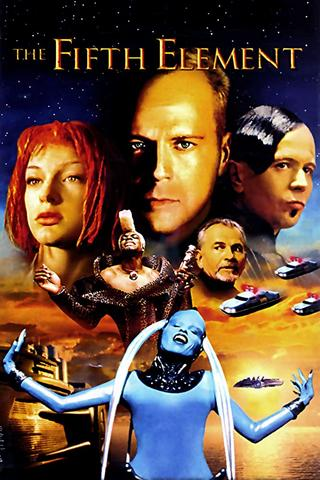 The Fifth Element 1997 Hindi Dual Audio 480p BluRay x264 350MB ESubs