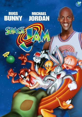 Space Jam 1996 Hindi Dual Audio 480p BluRay x264 300MB ESubs