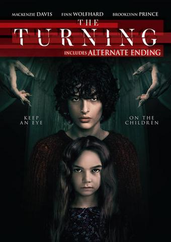 The Turning 2020 English 480p HDRip x264 300MB ESubs