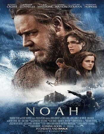 Noah 2014 Hindi Dual Audio BRRip Full Movie 720p Download