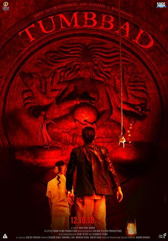 Tumbbad 2018 Hindi ORG Dual Audio 480p HDRip x264 350MB ESubs